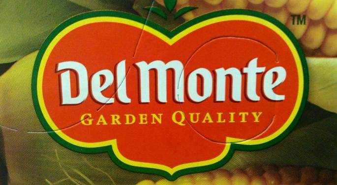 Fresh Del Monte Shares Fall Amid FDA Probe Following Outbreak Of Salmonella