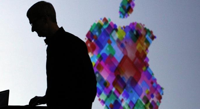With One Exception, Apple ETFs Calm Ahead Of Earnings