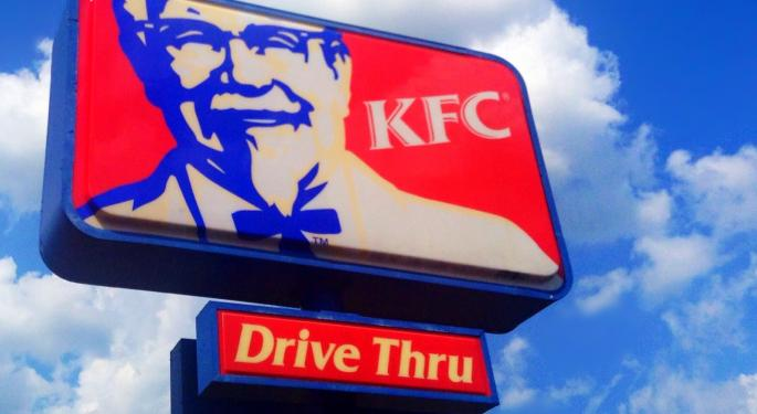 Yum Brands, Yum China Trade Lower On Q3 Earnings