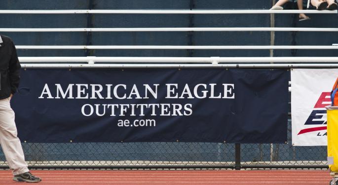 American Eagle Raises EPS Estimate