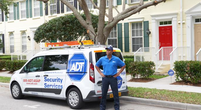 Morgan Stanley, Goldman Sachs Bullish On ADT As Security Firm's Quiet Period Expires