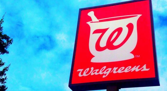 JPMorgan Downgrades Walgreens, Says Near-Term Growth Likely To Remain Challenged