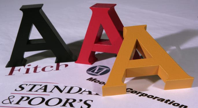 Fitch Puts 'AAA' Credit Rating on USA on Watch for a Downgrade