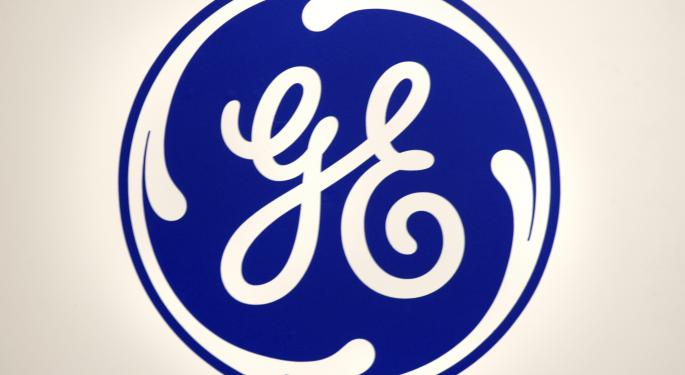 Paul La Monica Suggests General Electric 'Isn't The Bellwether It Once Was'