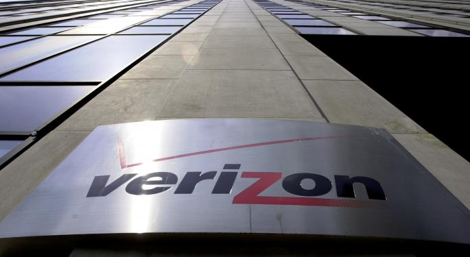 Verizon Communications Inc. Under Pressure And Nearing Key Technical Support
