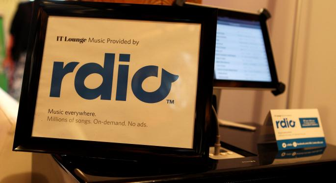 Rdio Brings Free Digital Music