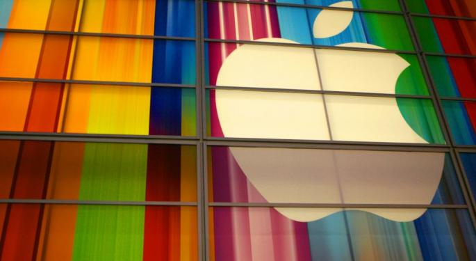 Apple Worth $200: Brian White