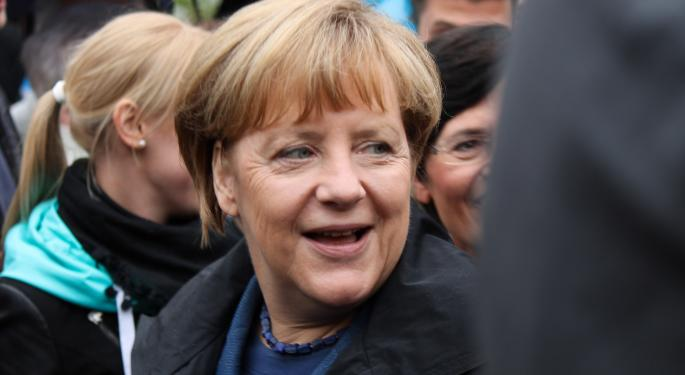 Merkel's Message In Mexico: Border Walls Solve Nothing