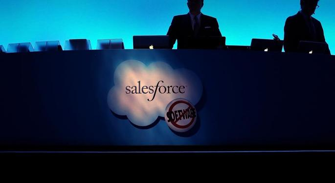 Evercore ISI Casts Doubt On Rumored Salesforce Acquisition By Oracle