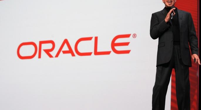Oracle Too Cheap To Sell, Too Confusing To Buy, Says Morgan Stanley