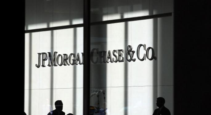 J.P. Morgan Drops On Q2 Earnings, One-Time Items Boost EPS, Revenues Miss, Fortress Dimon Reinforced JPM