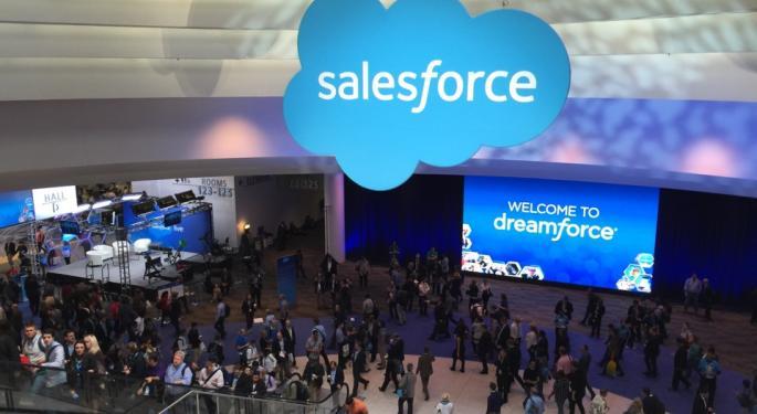 Bernstein's Bearish Stance On Salesforce No Longer Applies