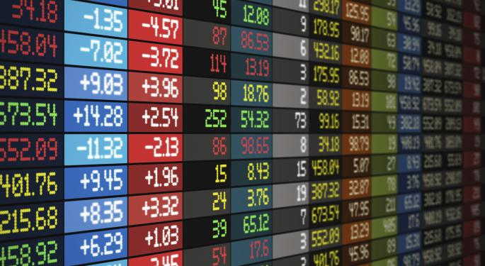 Mid-Morning Market Update: Markets Edge Higher; Carl Icahn Discloses Stake In Manitowoc