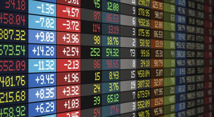 Markets Slip A Percent; Walgreens Falls