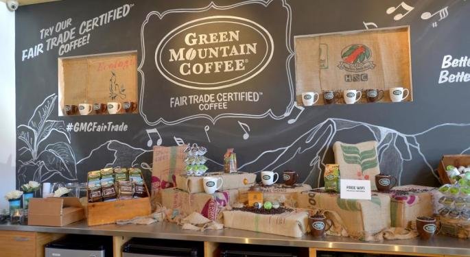 Stifel: Keurig Green Mountain's Guidance Is 'Light' But Achievable