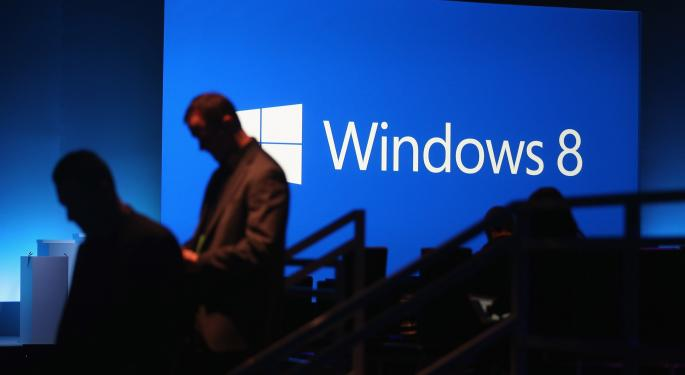 China Bans Windows 8 Because … Windows XP?