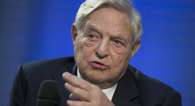 Did George Soros Sell His Stake In Israeli-Based SodaStream Because Of Political Reasons?
