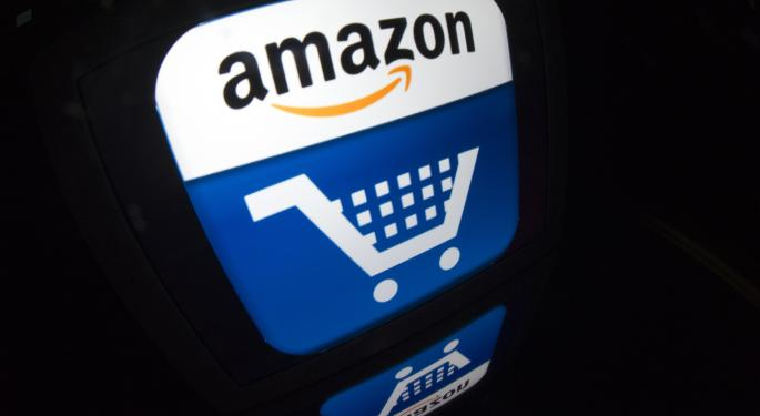 Amazon's Black Friday Footprint Was Enormous, Data Reveals