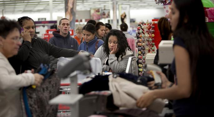 Thanksgiving Weekend Shopping Numbers Expected To Be Slightly Down From Last Year