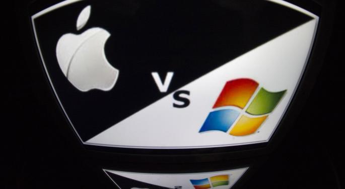 Coming Soon: Microsoft Cortana vs. Apple Siri AAPL, MSFT