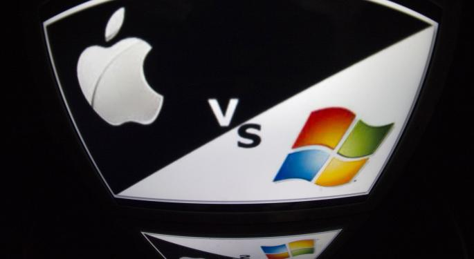 Which Would You Rather…Microsoft vs. Apple
