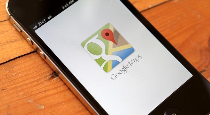 Google Play Downloads Top Apple's App Store By 10% AAPL, GOOG