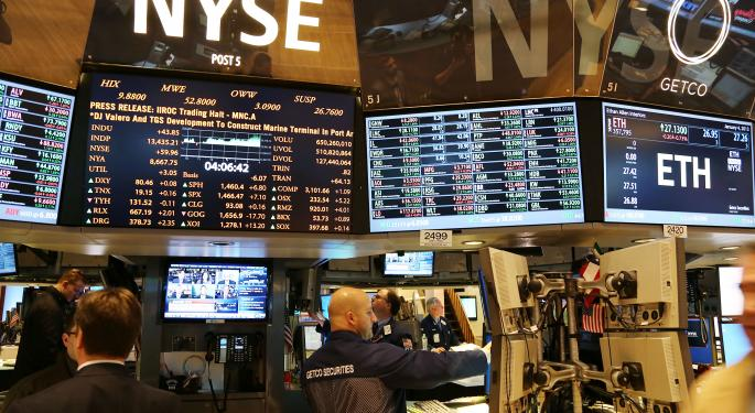 Market Wrap For June 6: Markets Higher After In-Line Jobs Report