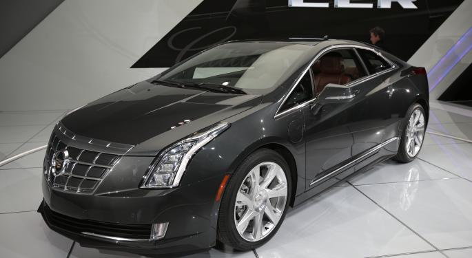 Can General Motors Poach Tesla Consumers With The Cadillac ELR? GM, TSLA