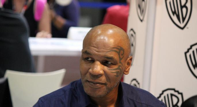 Mike Tyson Launches Cannabis Rolling Equipment Line