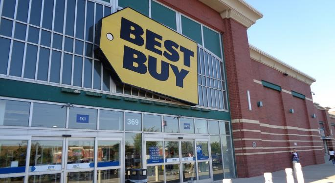 Best Buy Investigating Allegations Of Improper Relationship Between CEO, Company Exec