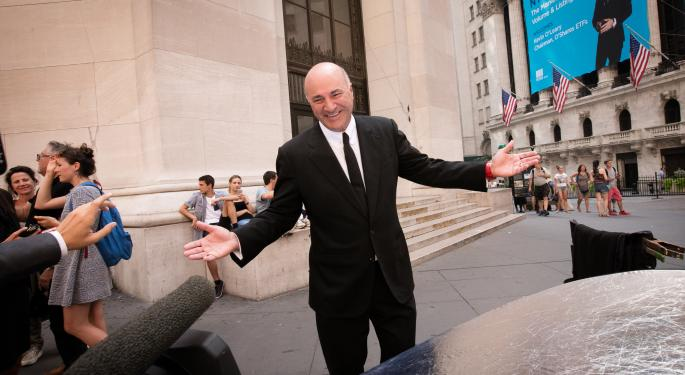 Kevin O'Leary Highlights The U.S.-Canada Trade Relationship