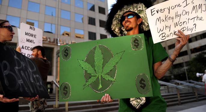 Why Indirect Marijuana Play Full Circle Capital Is Likely Overpriced