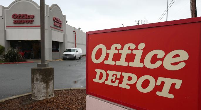 Office Depot To Close 400 Stores