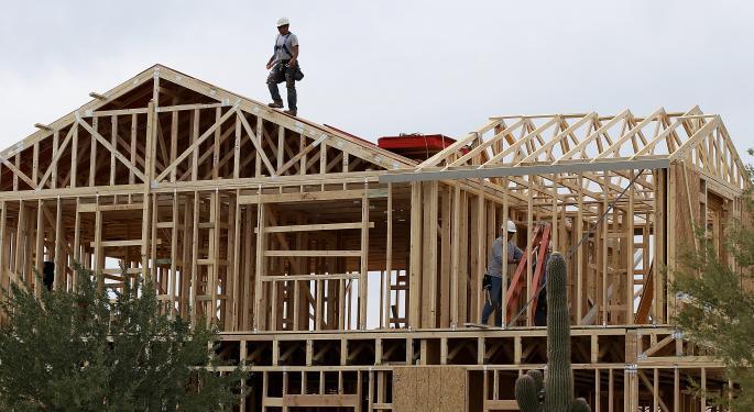 Housing ETFs Near 8-Year Highs