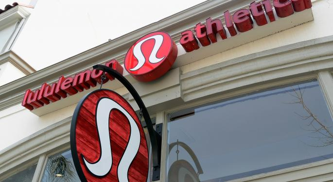 This Analyst Is Selling Naked Lululemon Puts