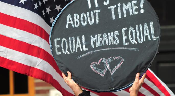 15 Companies That Are Killing It With Equal Rights