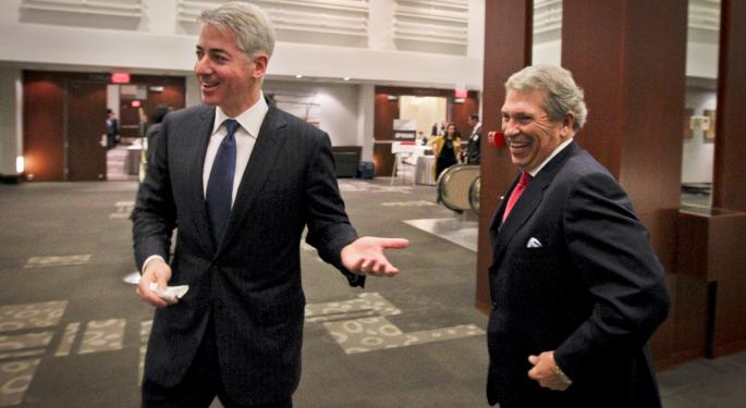 "Bill Ackman Stands Firm, Noting, ""Enron Also Had Audited Financial Statements"""