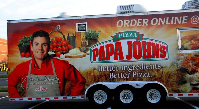 Stifel Downgrades Papa John's To Sell Amid 'Fraternal Corporate Culture'