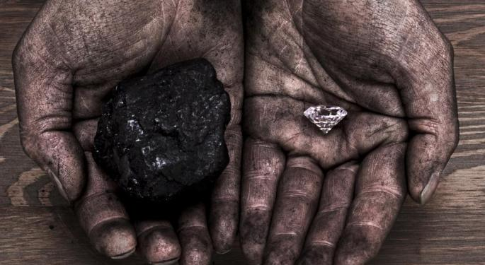 The 'Elusive' Bottom Might Still Not Be In For Metals & Mining Names