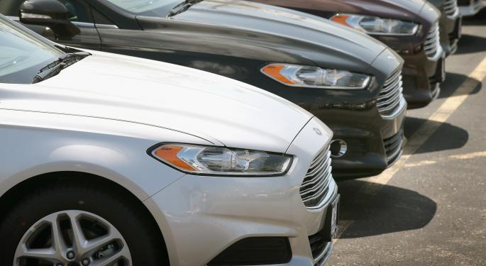 Crossover, Alternative Car Sales Helped Boost May Auto Industry Figures