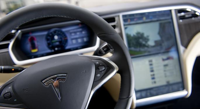 What's Causing Tesla's Slump?