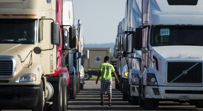 Freight Costs Still A Concern At U.S.-Mexico Border