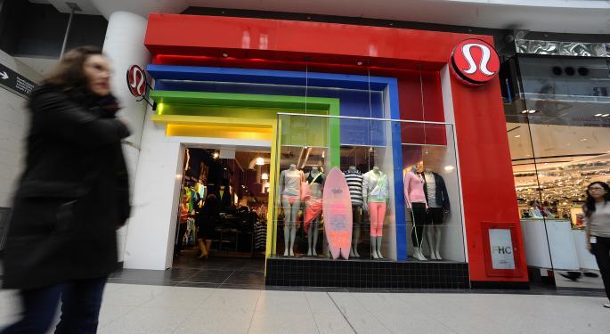 Women's Sportswear Market May Overtake Men's in Sales LULU, UA