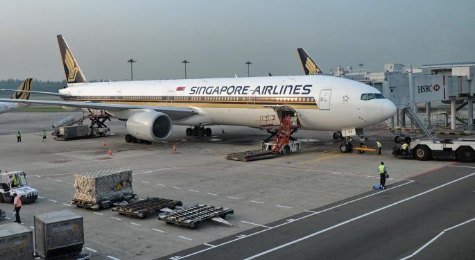 Tensions & Airlines Boost ETFs ITA, PPA, BA, LMT