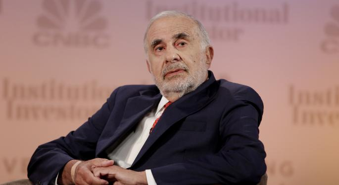 Carl Icahn: 'I Am Very Concerned About The Market'