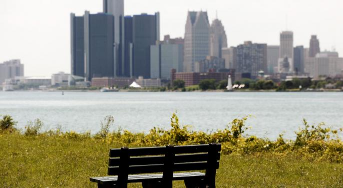 If You Were A Free Agent, What Would You Do In Detroit With $324 Million?
