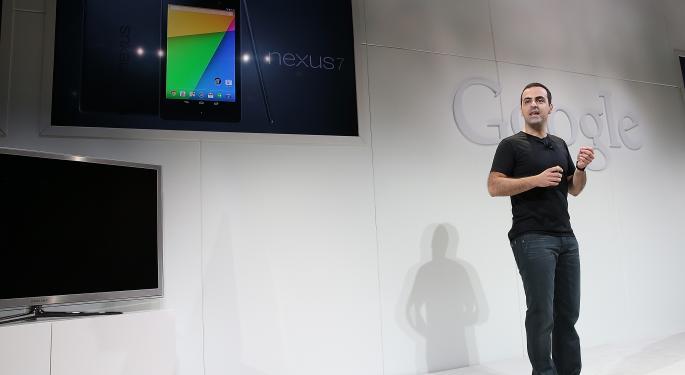 The Google Nexus 5 Has Finally Arrived GOOG
