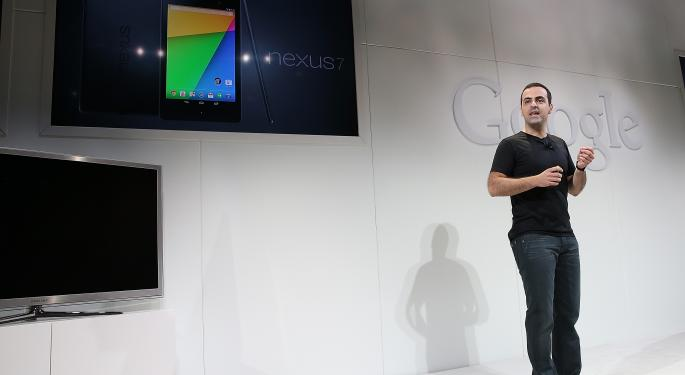 Rumor: Google to Announce Set-top Box Early in 2014