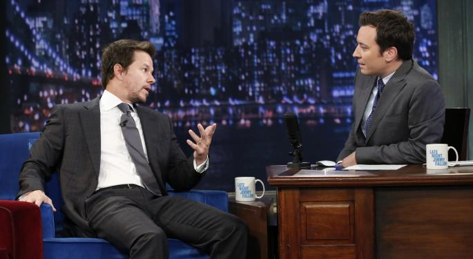 Mark Wahlberg and Jimmy Fallon Share Their Love For Detroit