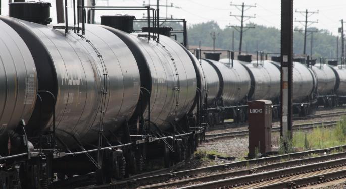 Transportation Department Issues Safety Advisory Regarding Bakken Crude By Rail
